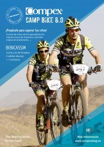 Compex Camp Bike 8.0